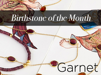 Conquer The New Year With A Gurhan Garnet Stone