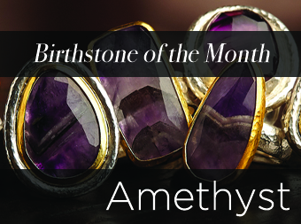 Explore the healing properties of February's birthstone, Amethyst